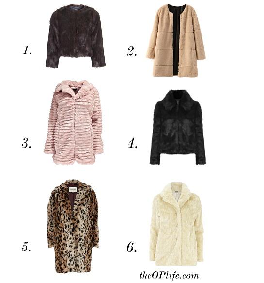 Winter Weather Essentials Fur Coats The OP Life