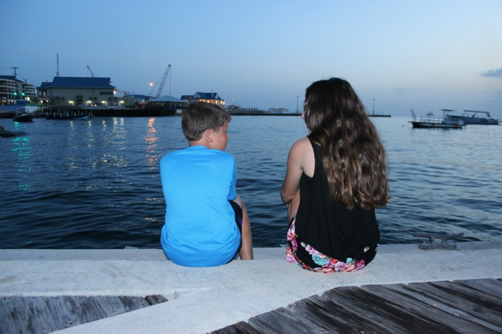 K and M by the wharf Grand Cayman The OP Life