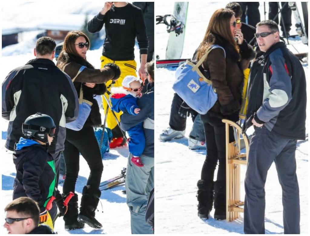 Kate Middleton Abi Ferrin Leggings The OP Life