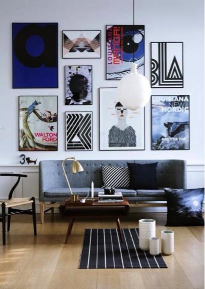 Mid-Century Modern Living Rooms 4