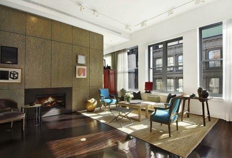 Mid-Century Modern Living Rooms 6
