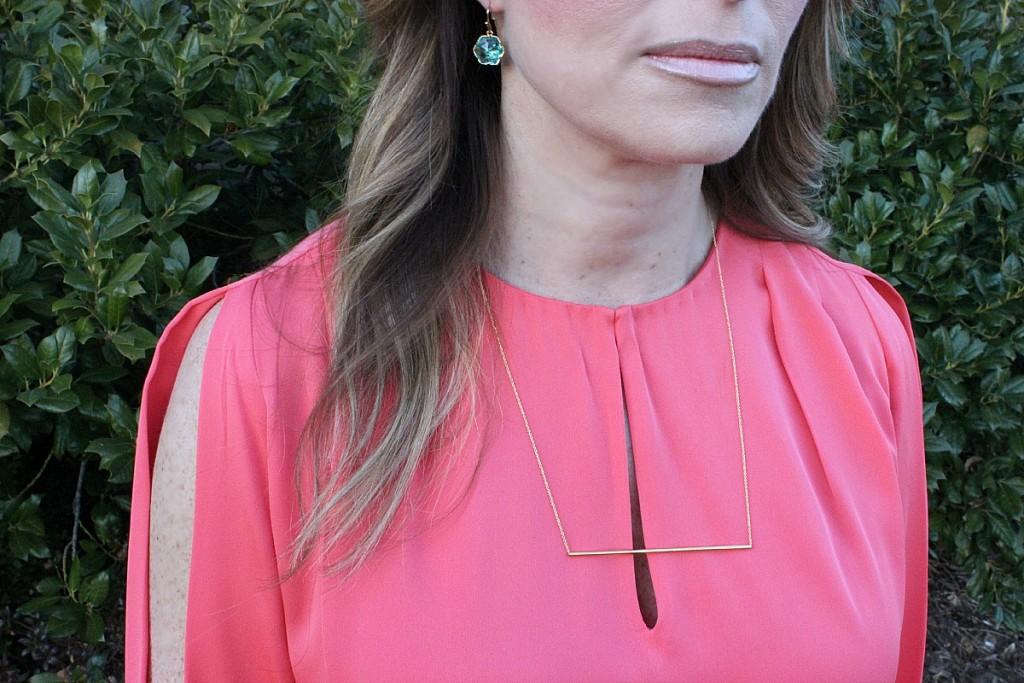 Rocksbox Trina Turk Earrings Gorjana Necklace The OP Life