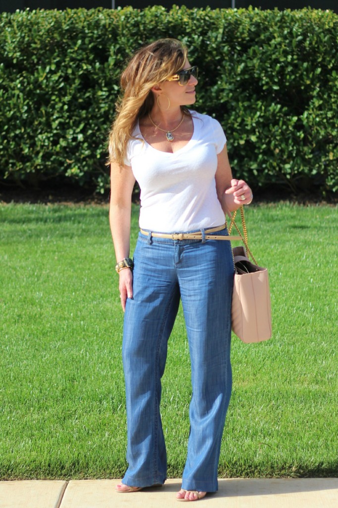 Wide Leg Jeans The OP Life 3