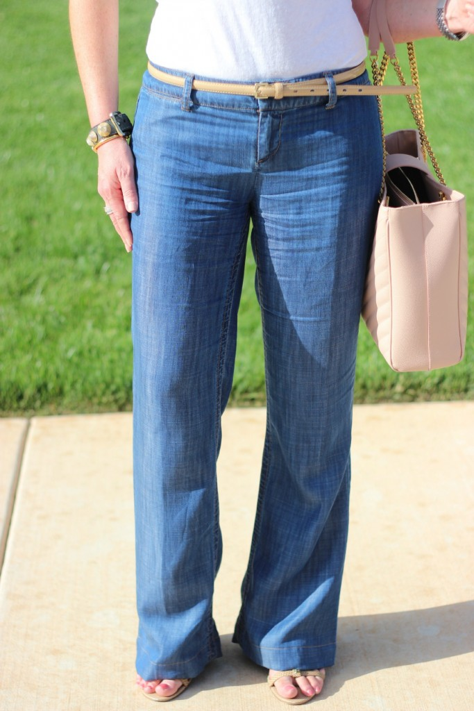 Wide Leg Jeans The OP Life 4