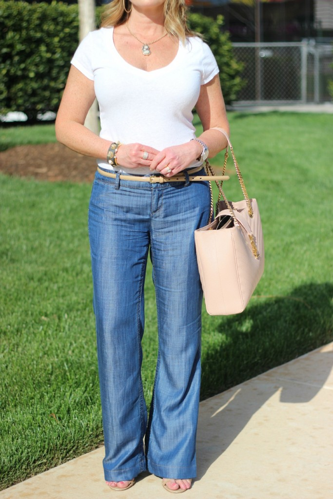 Wide Leg Jeans The OP Life 6