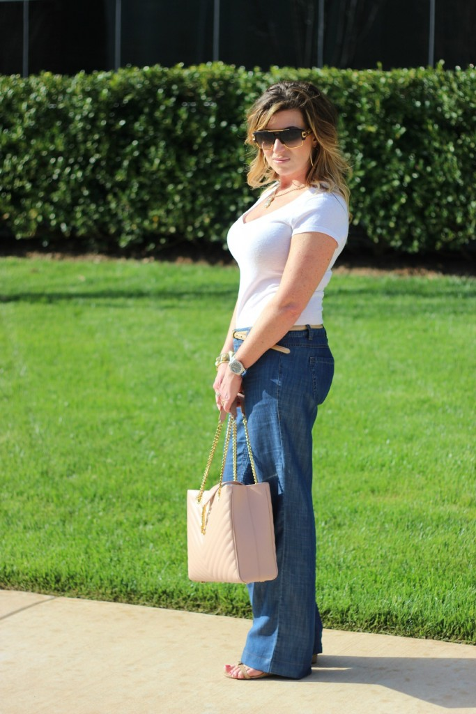 Wide Leg Jeans The OP Life 8