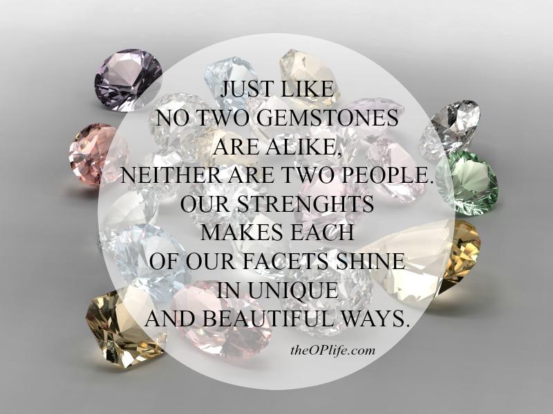 StrengthsFinders The OP Life