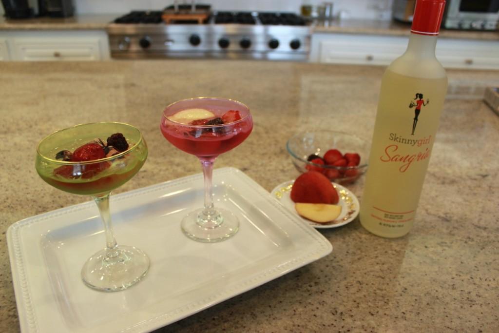 Skinnygirl Sangria Cocktail 2