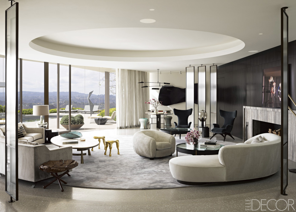 Beverly Hills Midcentury Modernized Remodel