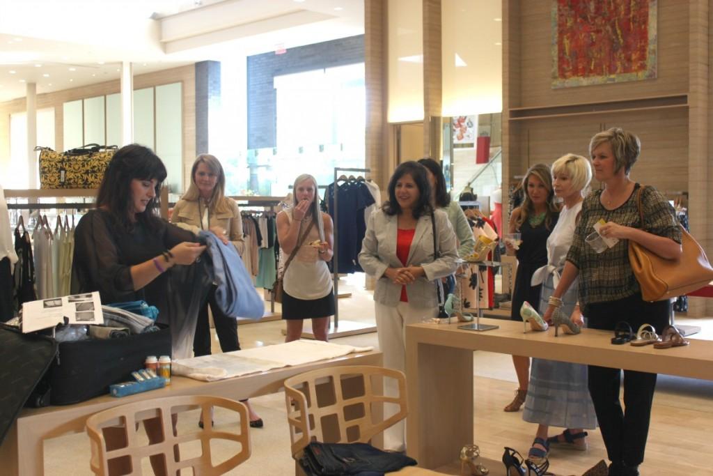FashionAdventure2015 8 OKC high end dept store