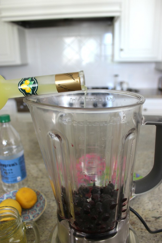 Fuzzy Friday Blueberry Limoncello 5