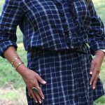 Fall Fashion:  The Shirtdress and Booties