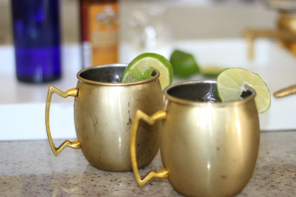 Fuzzy Friday:  Moscow Mule