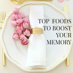 Top Foods to Boost your memory