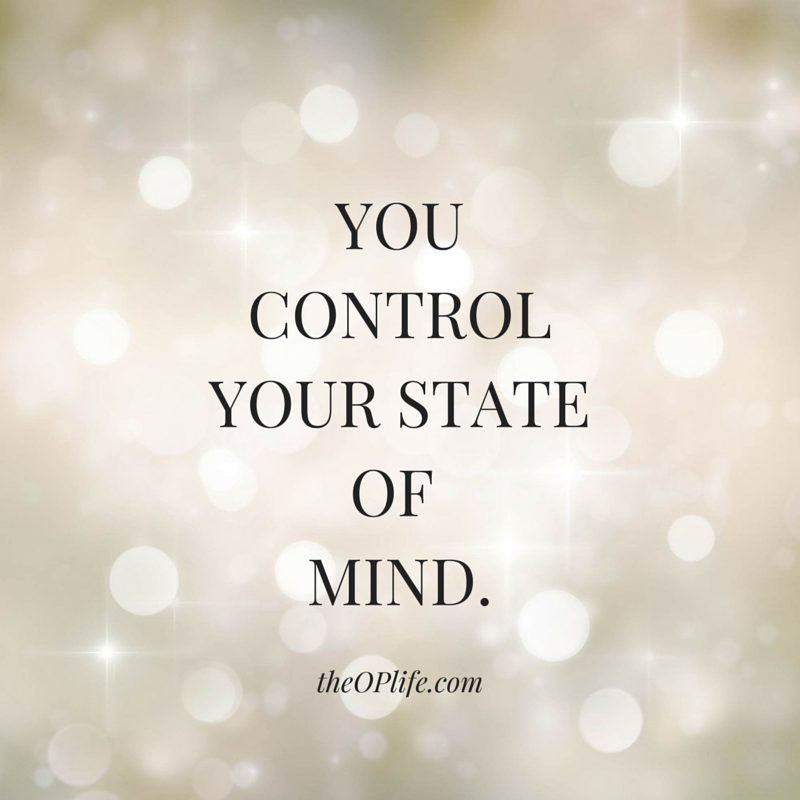4 Steps to Improve Your State of Mind