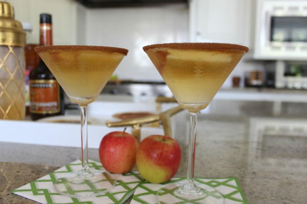 Caramel Apple Martini The OP Life 15