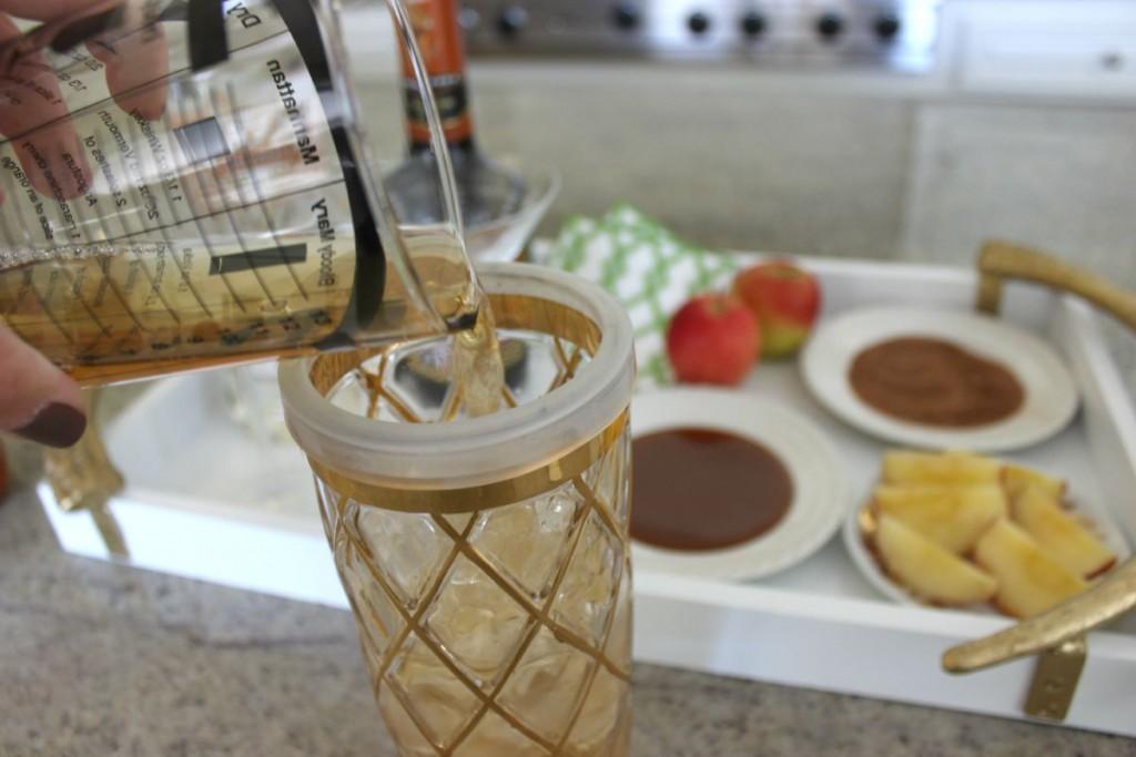 Caramel Apple Martini The OP Life 2