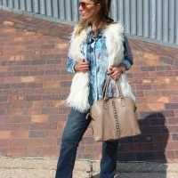 Fur and Flares Fall Fashion 2015 TargetStyle The OP Life 3