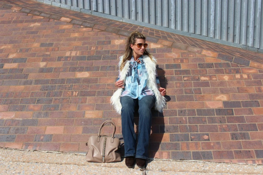 Fur and Flares Fall Fashion 2015 TargetStyle The OP Life 5