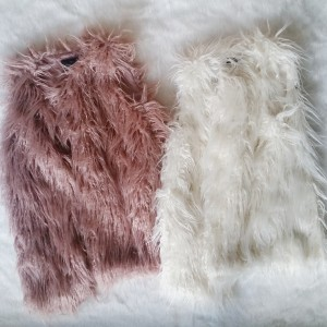 Target Faux Fur Vests