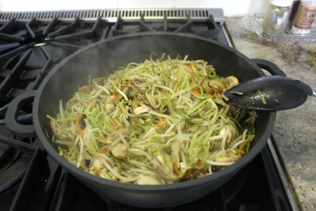 Simple Stir Fry The OP Life 9