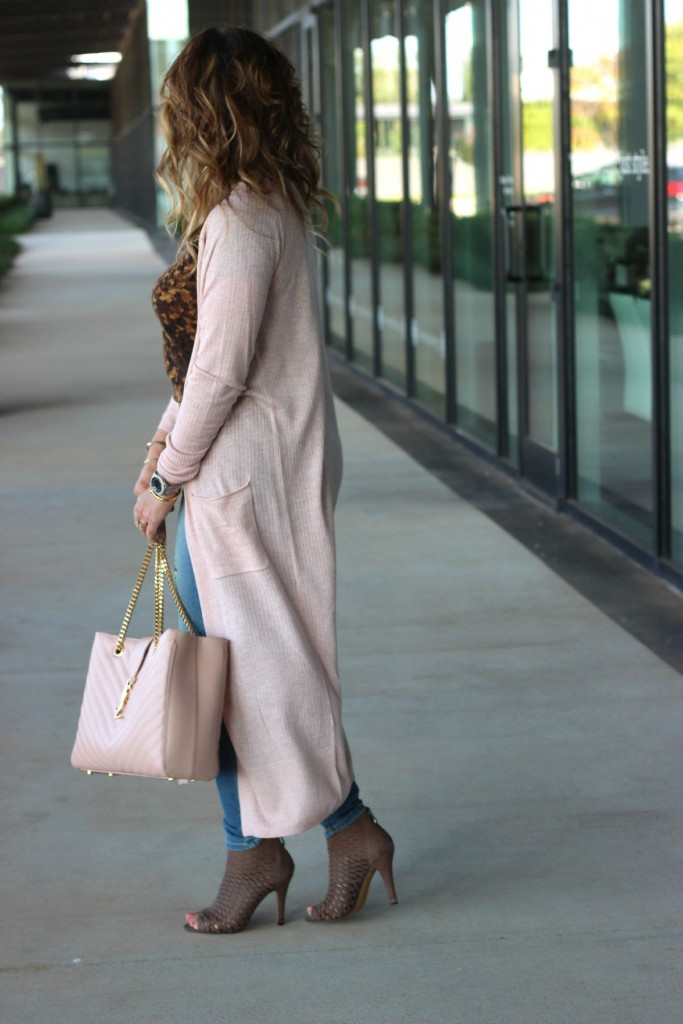 TargetStyle Ripped Jeans and The Duster 12