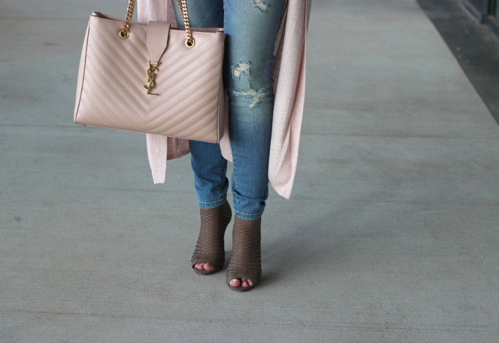TargetStyle Ripped Jeans and The Duster 13