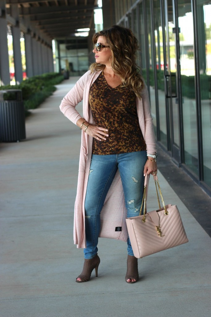 TargetStyle Ripped Jeans and The Duster 5