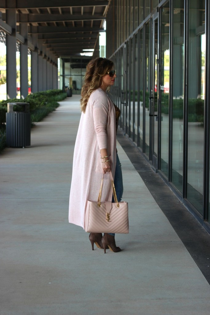 TargetStyle Ripped Jeans and The Duster