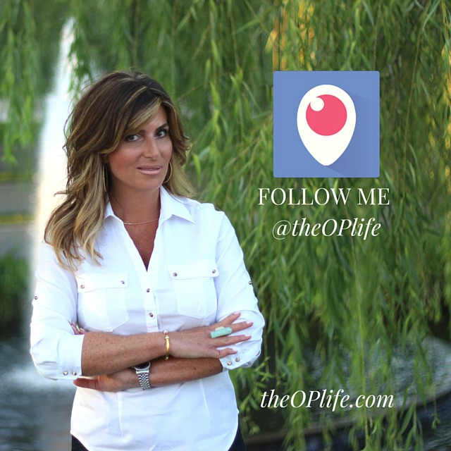 Follow The OP Life on Periscope October Scopers