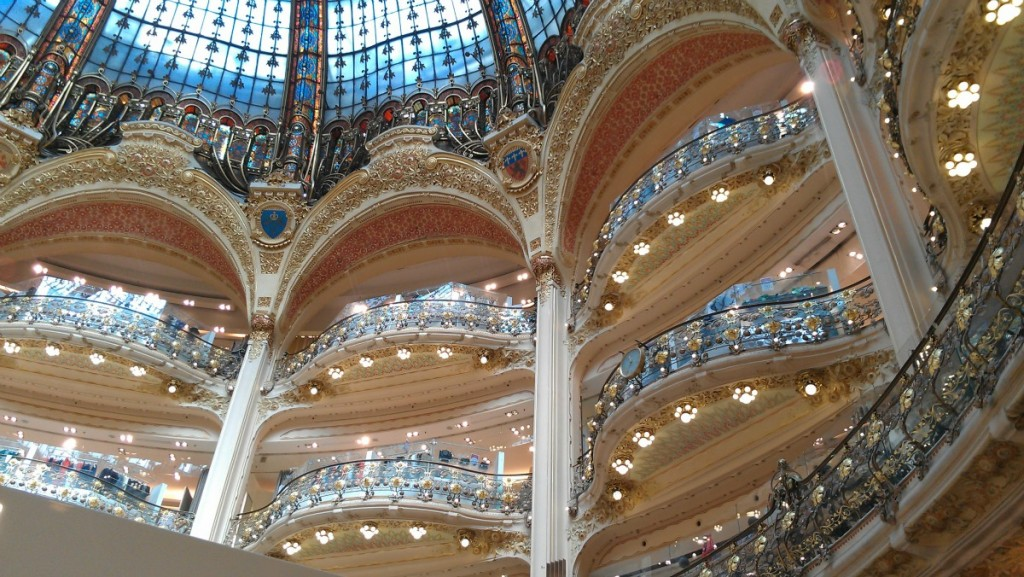 Galleries Lafayette The OP Life