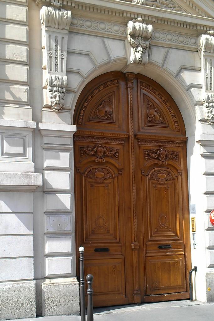 Paris Doors The OP Life 2