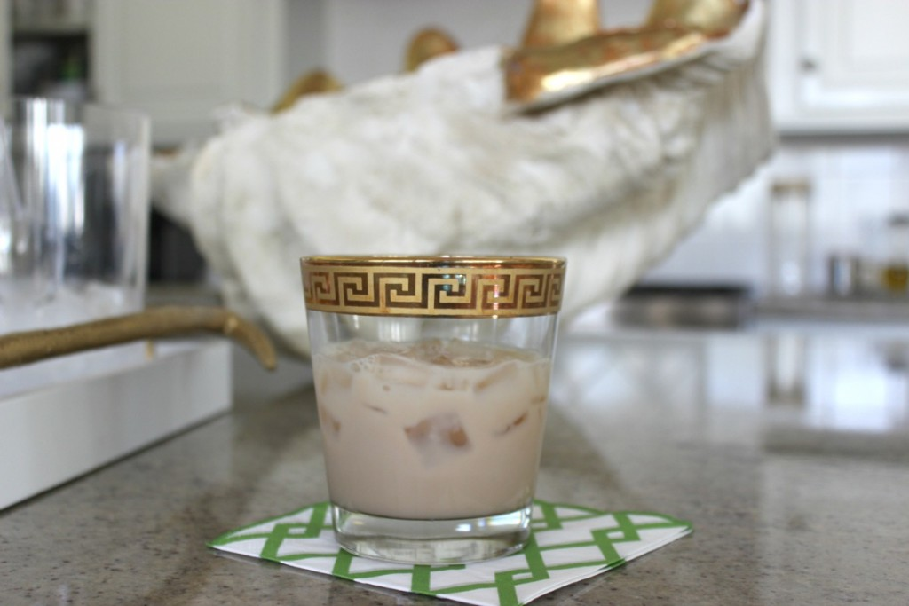 Fuzzy Friday: Salted Caramel White Russian