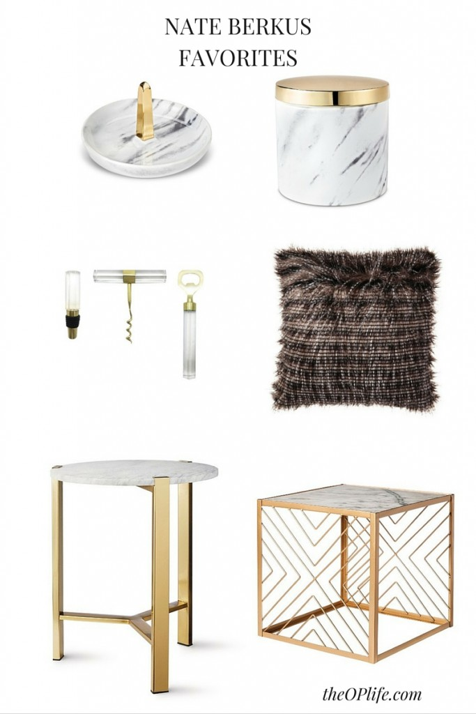 Nate Berkus Home Gift Ideas The OP Life