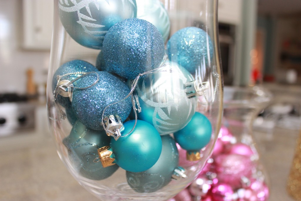 Decorating With Ornaments - The OP Life