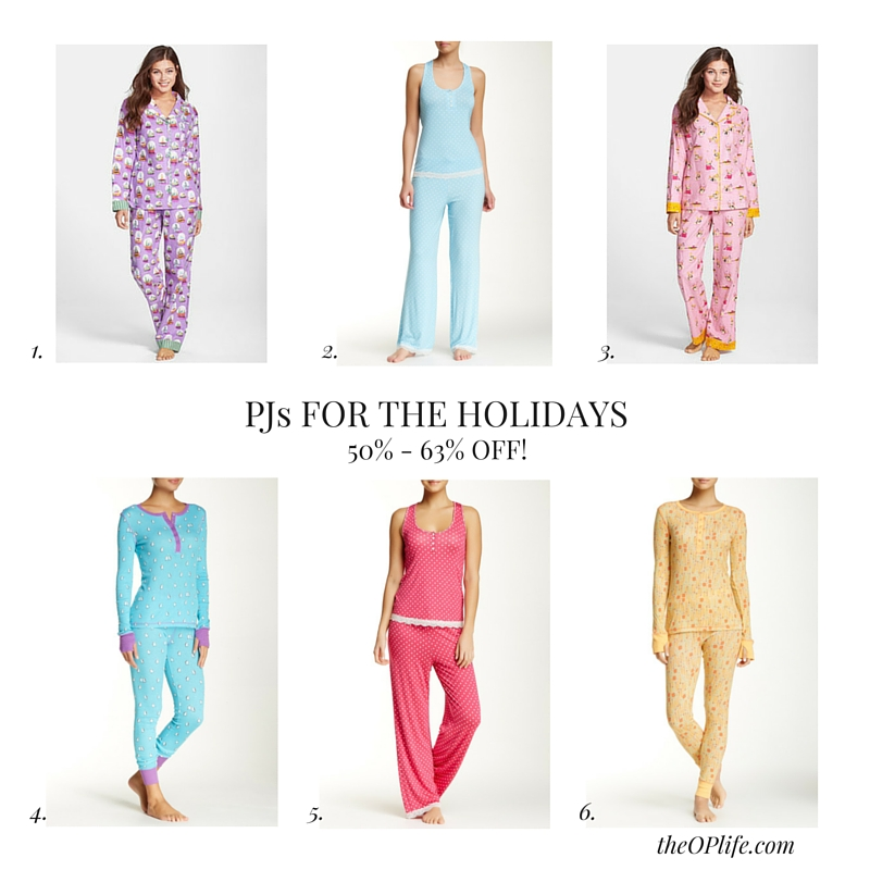 What To Wear:  PJs for the Weekend