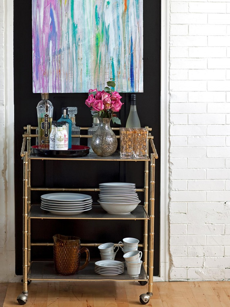 Stylish Bar Carts