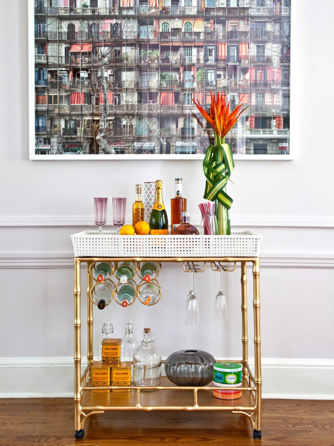 Stylish Bar Carts
