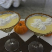Pumpkin Pie Martini Fuzzy Friday The OP Life 14