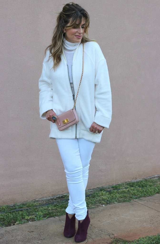 What To Wear:  Winter Whites