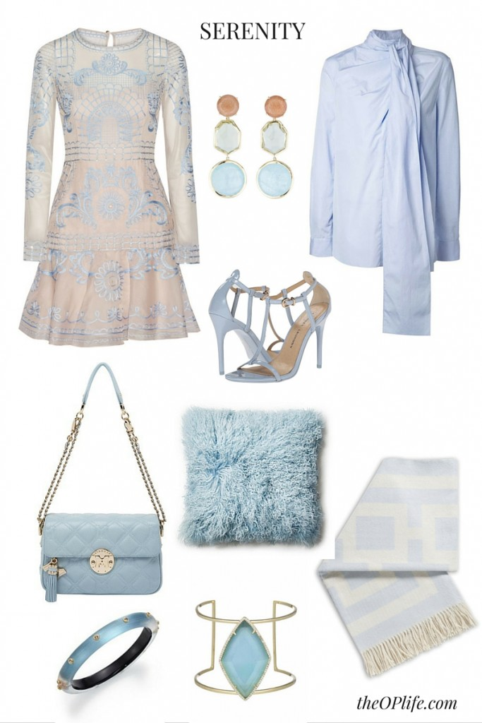 Pantone Color of the Year 2016 Rose Quartz Serenity - The OP Life
