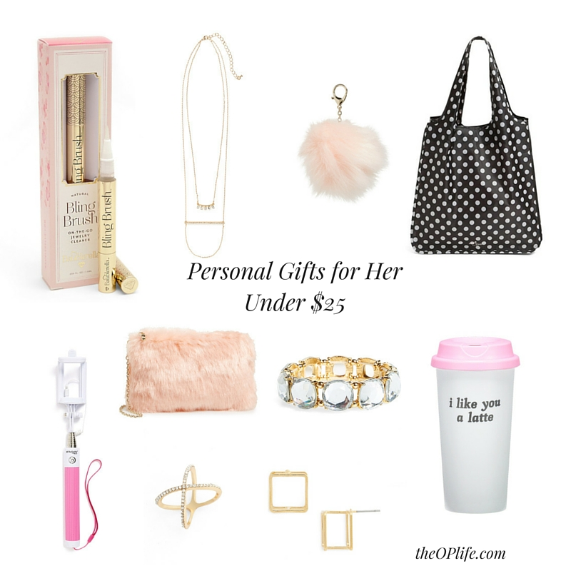 The OP Life Simple Holiday Gift Guide - Gifts Under $25