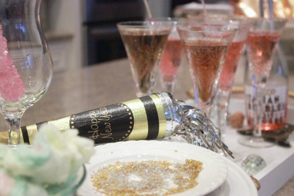 Fuzzy Friday Champagne 3 ways New Years 10