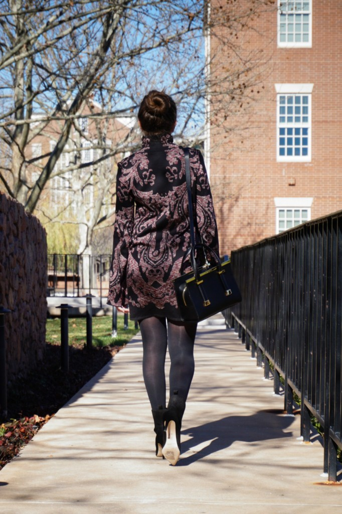 Free People Paisley Tunic Dress The OP Life 4
