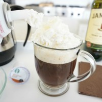 Fuzzy Friday Irish Coffee The OP Life 7