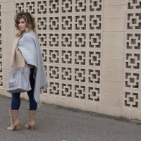 Naturally Neutral Rag & Bone Poncho Chloe Marie Bag The OP Life 3