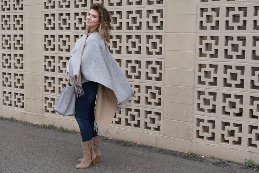Naturally Neutral Rag & Bone Poncho Chloe Marie Bag The OP Life 4