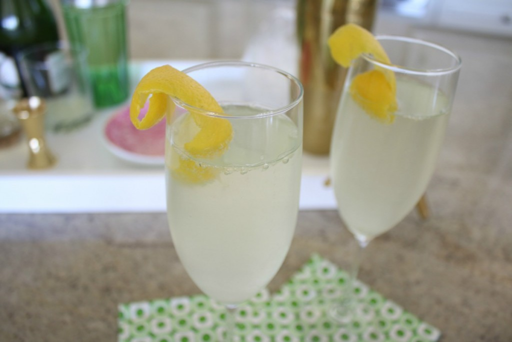 Fuzzy Friday French 75 The OP Life 13