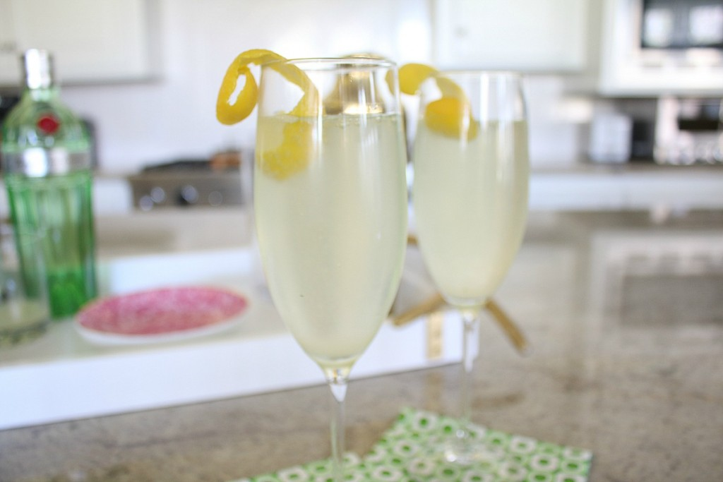 Fuzzy Friday French 75 The OP Life 14