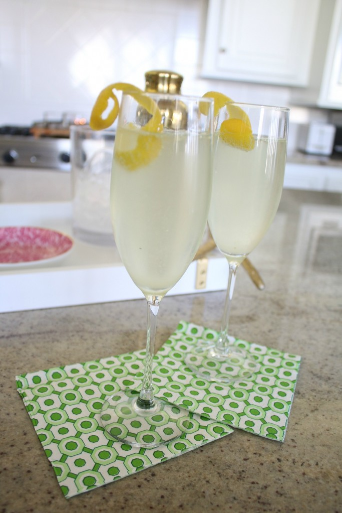 Fuzzy Friday French 75 The OP Life 15